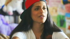 Canadian YouTube star Lilly Singh