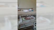 Hospital in Syria