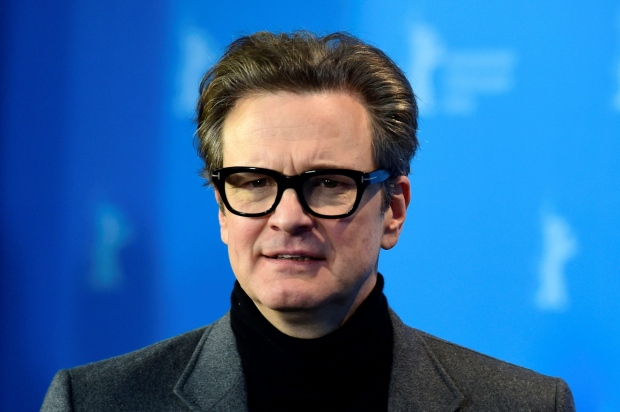Colin Firth says 'rath...