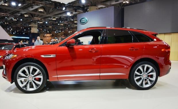 Jaguar F-PACE prices announced