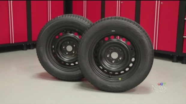 All Weather Tires Provide Year Round Performance Ctv Toronto News