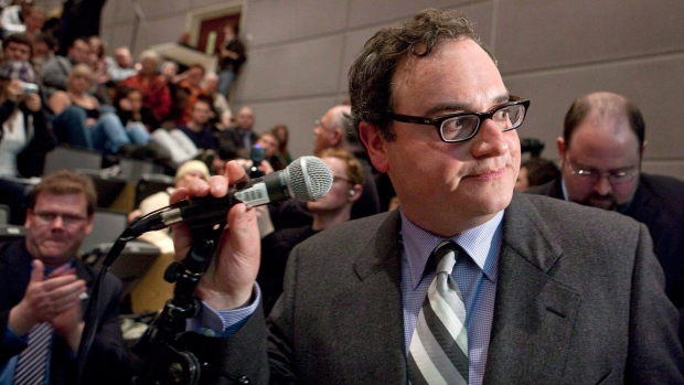 The Rebel editor Ezra Levant