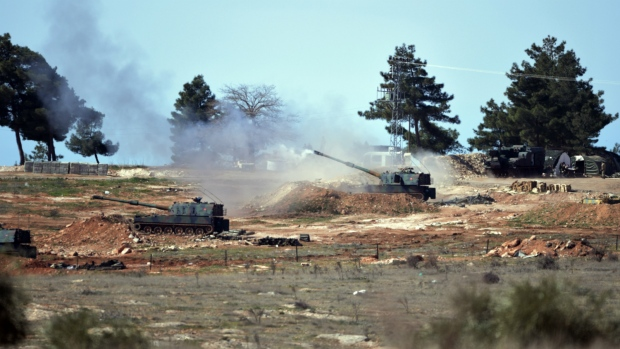 Turkey pushes for ground war in Syria