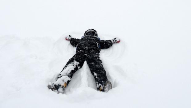 GTA residents wake up to fresh snow on Christmas Day
