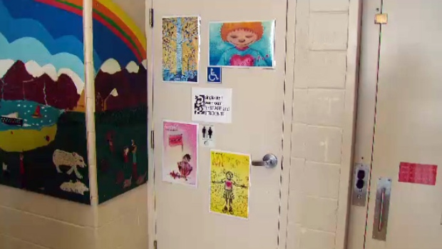 CTV Toronto: All-gender washrooms at TDSB schools