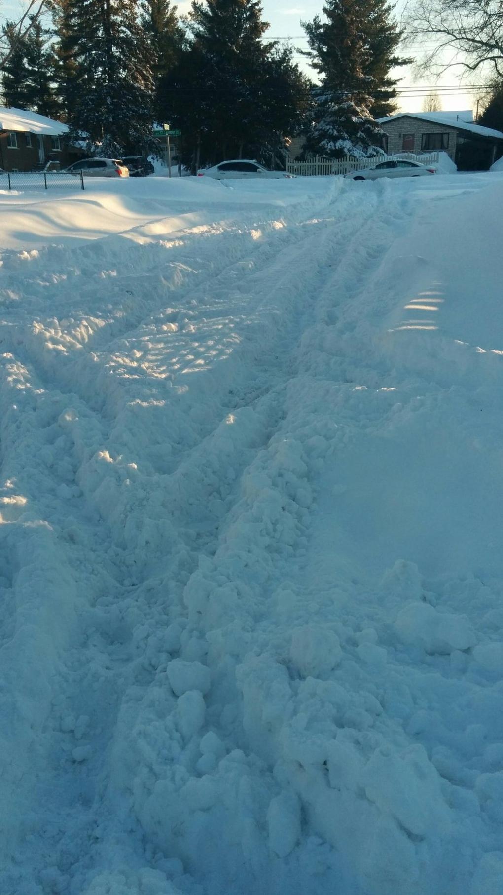 Record Snowfall in Ottawa | CTV Ottawa News