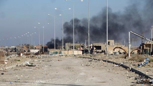 U.S. airstrikes against Islamic State