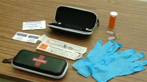 The province has more than doubled the supply of take-home naloxone kits in the province, from 3,000 to 7,000.