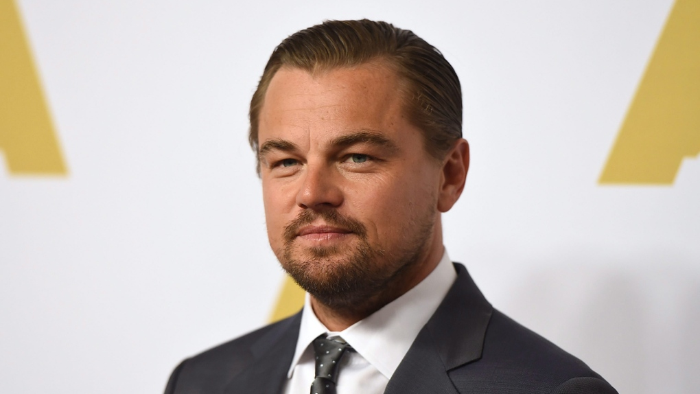 Brazil's president accuses Leonardo DiCaprio of paying to burn the Amazon rainforest