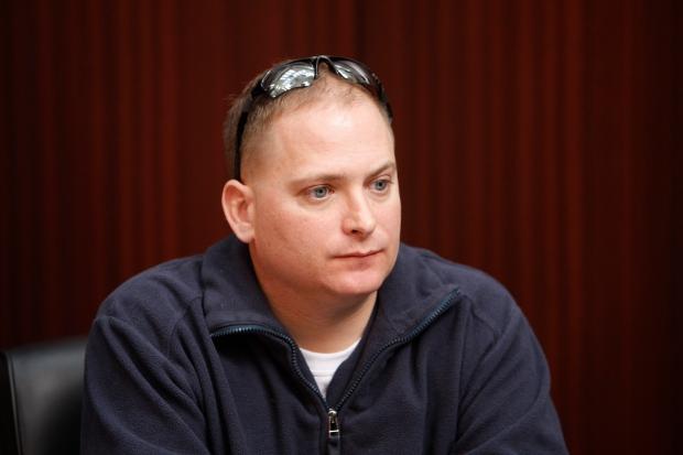 Master Sgt. Jeffrey Sarver
