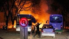 Car bomb in Ankara, Turkey kills dozens