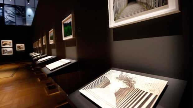 Photography by Blind Artists exhibit