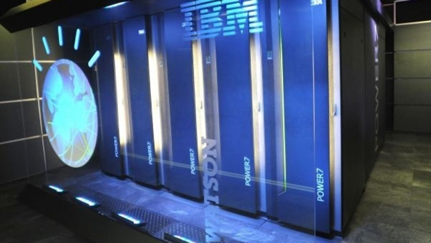 Watson, powered by IBM POWER7