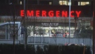 Surrey Memorial Hospital ER