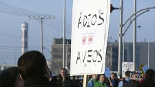 CTV Montreal: Gov't under attack over Aveos suit