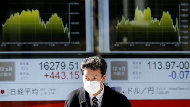 Markets slip over economy concerns