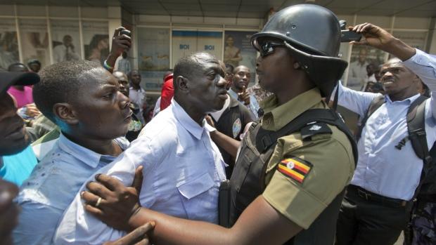 WEEKEND FIERCE FIGHTING IN KASESE, WESTERN UGANDA HAS LEFT