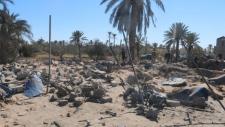 U.S. airstrikes in LIbya
