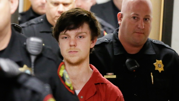 Ethan Couch in Fort Worth, Texas