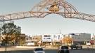 A Google Street View image of downtown Kapuskasing, Ont.