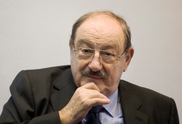 Umberto Eco dies at 84