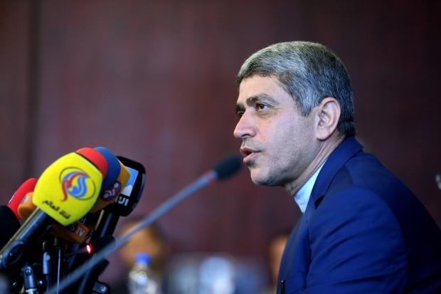 Iran's economy minister