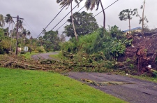 Cyclone Winston in Fiji