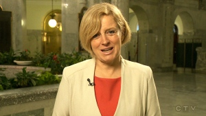 CTV QP: Notley asks for federal support