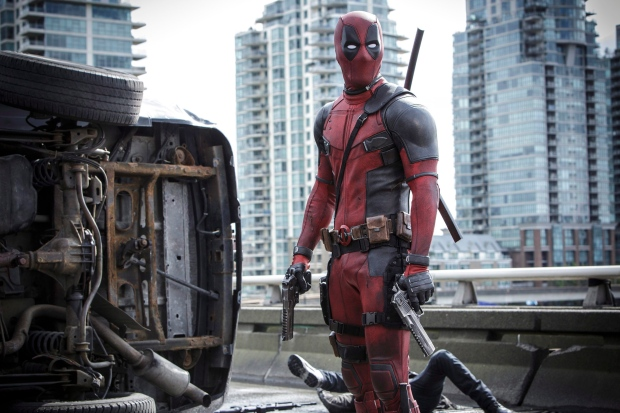Ryan Renolds in 'Deadpool'
