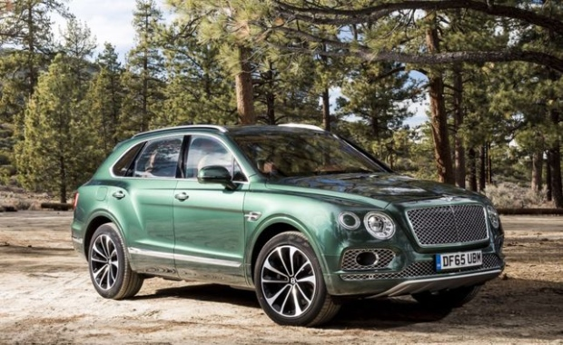 Bentley Bentayga Suv Sold Out Globally Despite 266 090