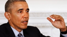 Obama on U.S.-Russia ceasefire plan for Syria