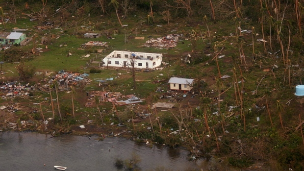 Fiji after Cyclone Winston