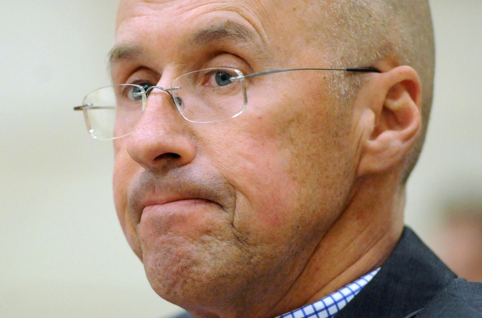 Kevin Page, Parliamentary budget officer, is shown in Ottawa on April 26, 2012. (Sean Kilpatrick / The Canadian Press)