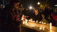 Vigil held for Kalamazoo shooting victims