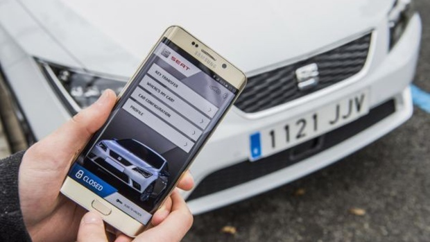 Seat, Samsung and SAP join forces