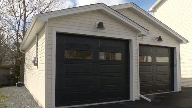 Lock Your Garage Doors Police Say After Rash Of Break Ins Ctv