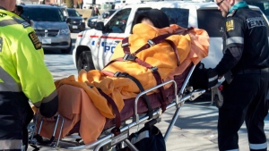 Stabbing in Pickering, Ontario