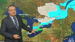 Canada AM: Tracking the major storm system