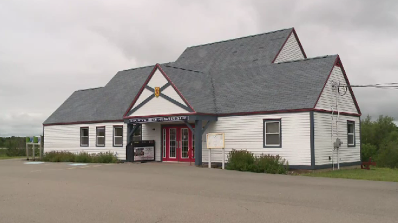The Nova Scotia government closed the visitor information centre in Pictou, N.S. in 2015, but a local group has taken over its operation.