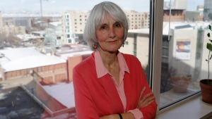 Sue Klebold in Denver, on Feb. 23, 2016. (David Zalubowski / AP)