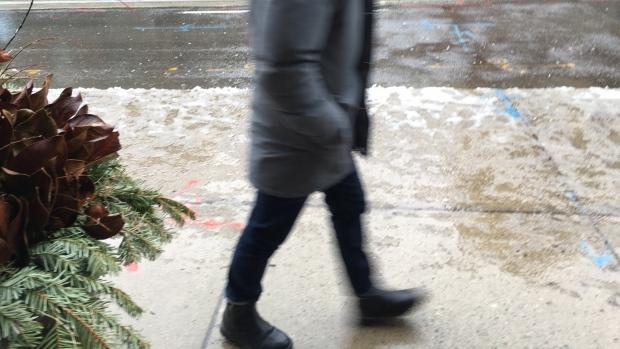 Toronto snow rain messy weather