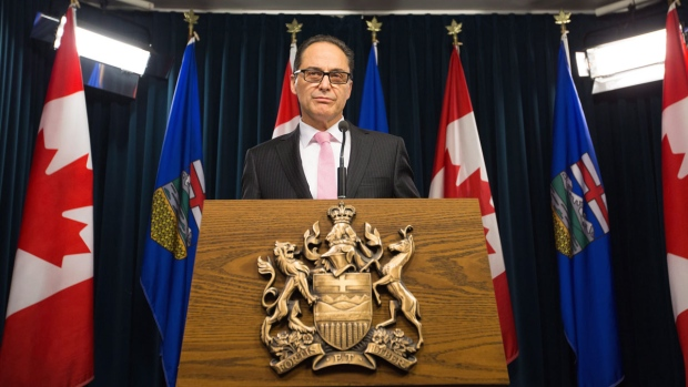 Alberta's credit rating cut after confirming $10.3B deficit, $42B debt
