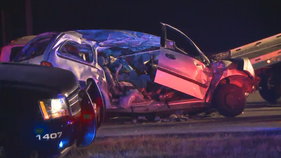 May Rd Car Accident Death Texas