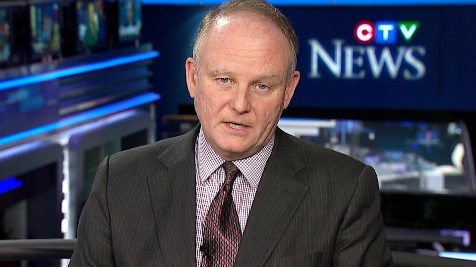 Retired Maj.-Gen. David Fraser appears on CTV Power Play on Wednesday, Feb. 24, 2016.