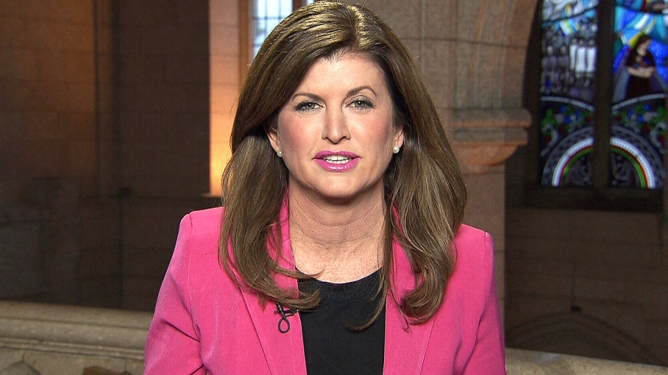 Interim Conservative Leader Rona Ambrose speaks with CTV's Power Play on February 24, 2016.