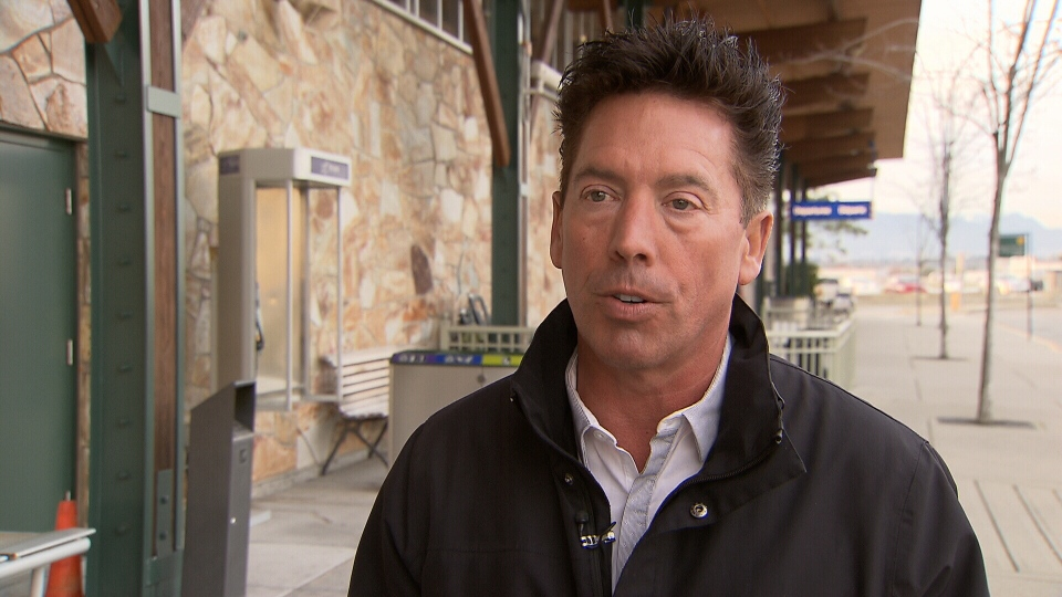 Williams Lake city councillor Scott Nelson tells CTV News he believes injectable GPS tracking devices would make his community feel safer from high-risk criminals on Feb. 24, 2016. (CTV)