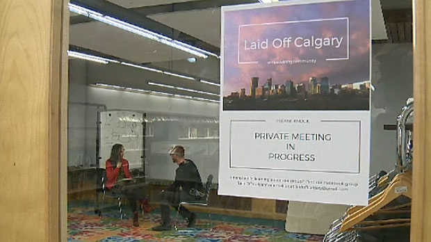 Laid Off Calgary