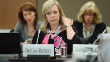 Denise Batters, wife of Regina MP Dave Batters
