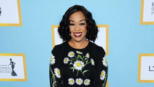 Shonda Rhimes at Essence's annual Hollywood event