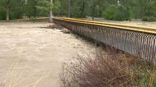 Flood mitigation for Calgary
